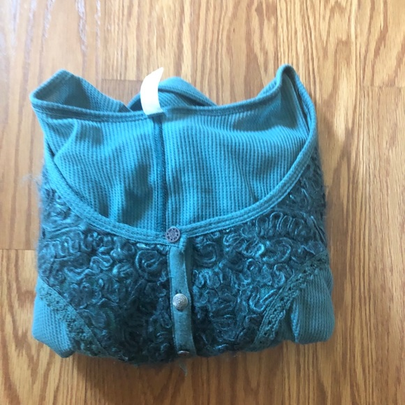 Free People Tops - EUC free people long sleeve top